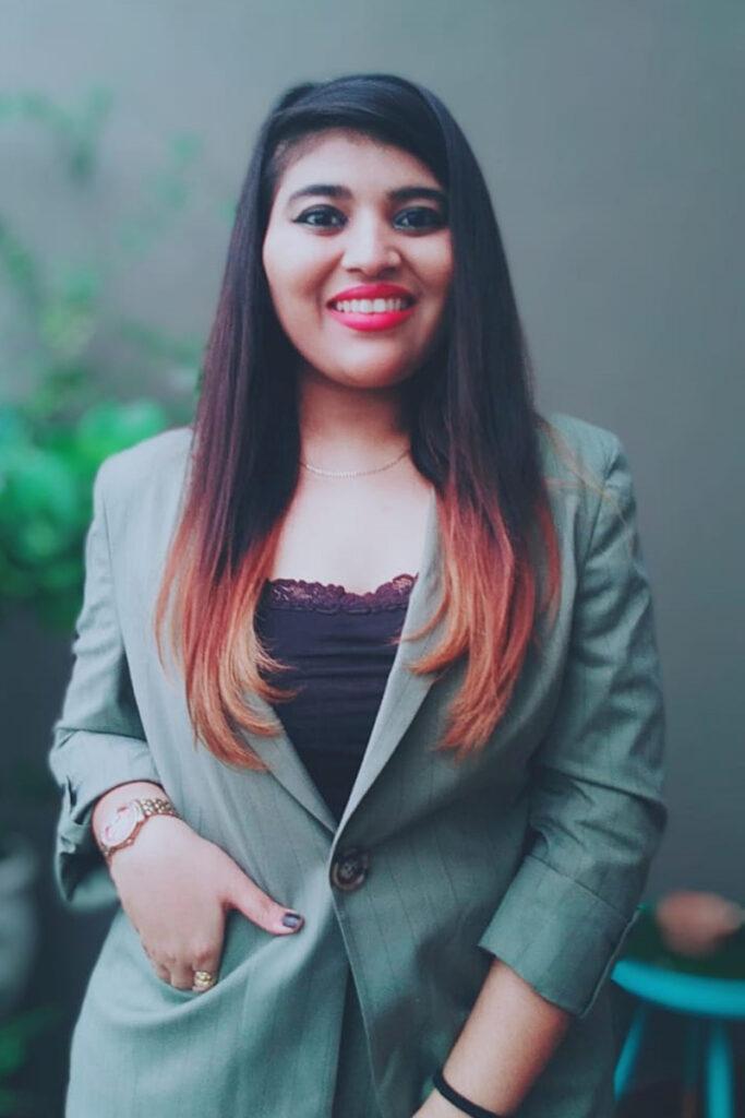 Ms. Dhwani Creative Director INSD Pune Baner